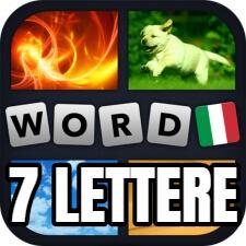 7 lettere 4 imagini 1 parola