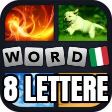 8 lettere 4 imagini 1 parola