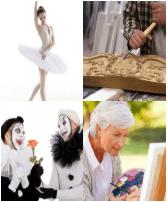 4 Immagini 1 Parola 4 Lettere ARTE