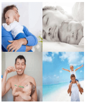 4 Immagini 1 Parola 4 Lettere PAPÀ