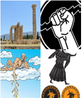 4 Immagini 1 Parola 4 Lettere ZEUS