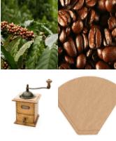 4 Immagini 1 Parola 5 Lettere CAFFÈ