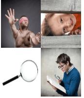 4 Immagini 1 Parola 5 Lettere CERCA