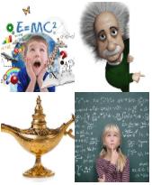4 Immagini 1 Parola 5 Lettere GENIO