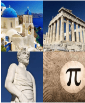 4 Immagini 1 Parola 5 Lettere GRECO