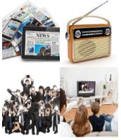 4 Immagini 1 Parola 5 Lettere MEDIA