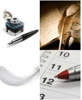 4 Immagini 1 Parola 5 Lettere PENNA