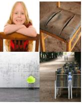 4 Immagini 1 Parola 5 Lettere SEDIA