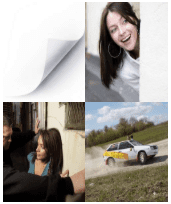 4 Immagini 1 Parola 6 Lettere ANGOLO