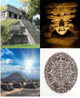 4 Immagini 1 Parola 6 Lettere AZTECO