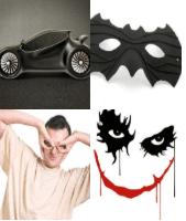 4 Immagini 1 Parola 6 Lettere BATMAN