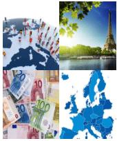4 Immagini 1 Parola 6 Lettere EUROPE