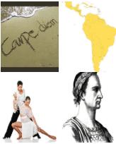 4 Immagini 1 Parola 6 Lettere LATINO