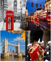 4 Immagini 1 Parola 6 Lettere LONDRA