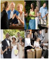 4 Immagini 1 Parola 6 Lettere OSPITI
