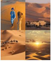 4 Immagini 1 Parola 6 Lettere SAHARA