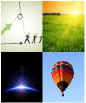 4 Immagini 1 Parola 6 Lettere SALIRE