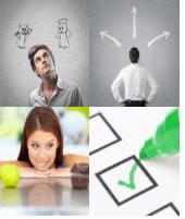 4 Immagini 1 Parola 6 Lettere SCELTA