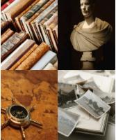 4 Immagini 1 Parola 6 Lettere STORIA