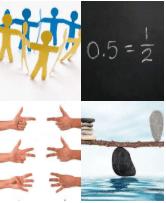 4 Immagini 1 Parola 6 Lettere UGUALE