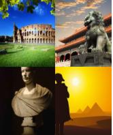 4 Immagini 1 Parola 7 Lettere IMPERIO