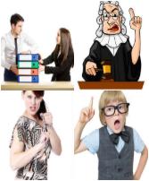 4 Immagini 1 Parola 7 Lettere OPPORSI