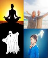 4 Immagini 1 Parola 7 Lettere SPIRITO