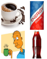 4 Immagini 1 Parola 8 Lettere CAFFEINA
