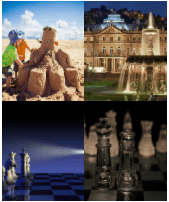 4 Immagini 1 Parola 8 Lettere CASTELLO