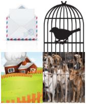 4 Immagini 1 Parola 8 Lettere CHIUDERE