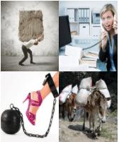 4 Immagini 1 Parola 8 Lettere FARDELLO