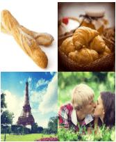 4 Immagini 1 Parola 8 Lettere FRANCESE