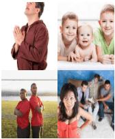 4 Immagini 1 Parola 8 Lettere FRATELLO