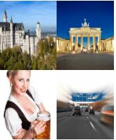 4 Immagini 1 Parola 8 Lettere GERMANIA