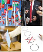 4 Immagini 1 Parola 8 Lettere POLITICA