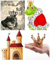 4 Immagini 1 Parola 8 Lettere PRINCIPE